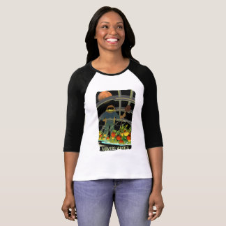 Mars Explorers - Farmers Wanted T-Shirt