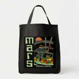 MARS Farmers Wanted Grocery Tote