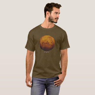 Mars in Triangles T-Shirt