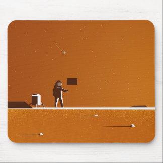 Mars Landing Mousepad