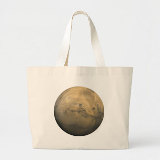 Mars Large Tote Bag