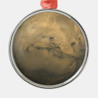 Mars Metal Ornament