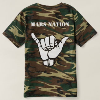 Mars Nation invert T-shirt