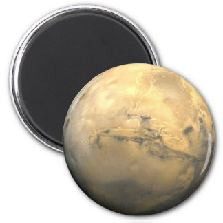 Mars, Planet of the Solar System Magnet