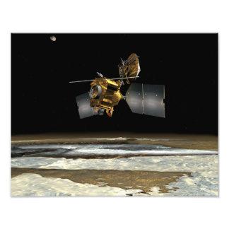 Mars Reconnaissance Orbiter 4 Photo Sur Toile