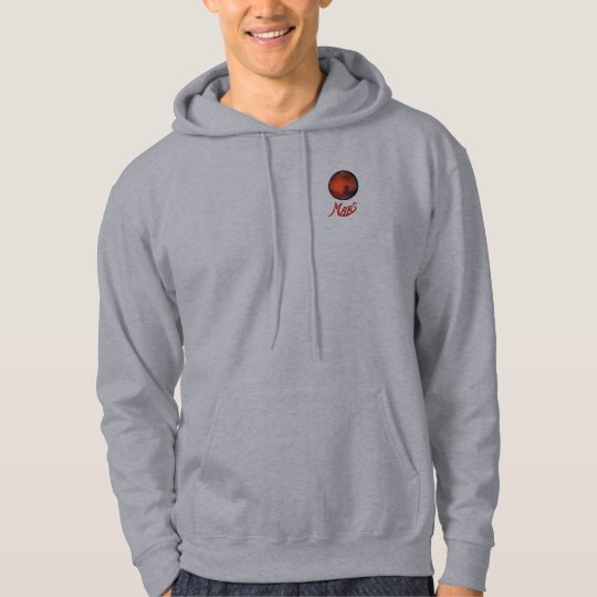 Mars Retirement Hooded Sweatshirt