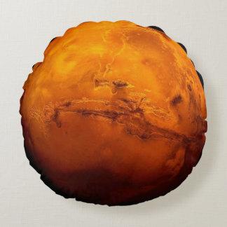 Mars Round Pillow
