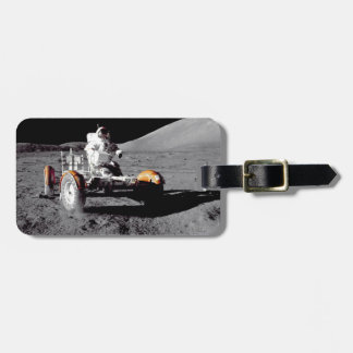 Mars Rover Luggage Tag