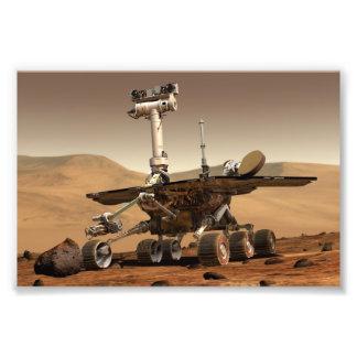 Mars Rover Photo