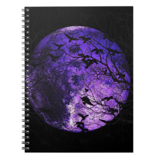 Mars Spiral Notebook