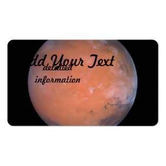 Mars' Tharsis Region, Home of the Solar System's Business Card