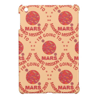 Mars The Red Planet Space Geek Solar System Fun Case For The iPad Mini