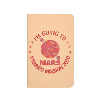 Mars The Red Planet Space Geek Solar System Fun Journals