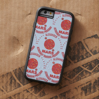 Mars The Red Planet Space Geek Solar System Fun Tough Xtreme iPhone 6 Case