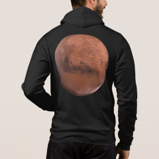 Mars Zip Hoodie