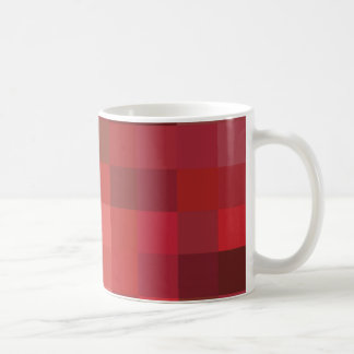 Marsala Lights and Darks Color Palette Coffee Mug