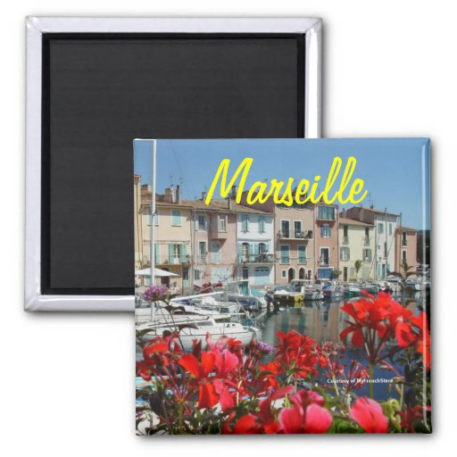 Marseille magnet