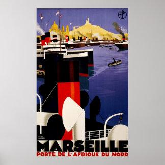 Marseille Poster