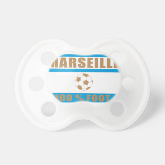 Marseilles football pacifier