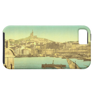 Marseilles Harbour I, France iPhone 5 Case
