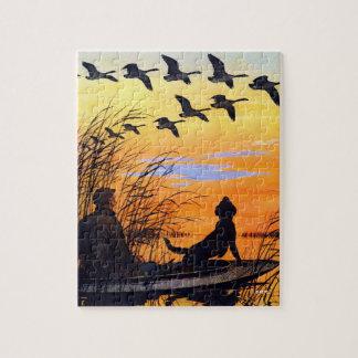 Marsh by Paul Bransom Jigsaw Puzzle