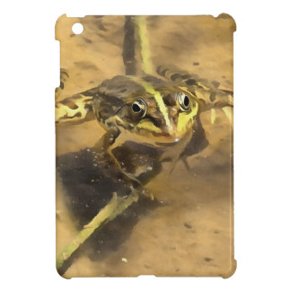 Marsh Frog Cover For The iPad Mini