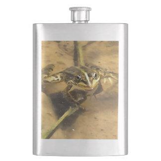 Marsh Frog Flask