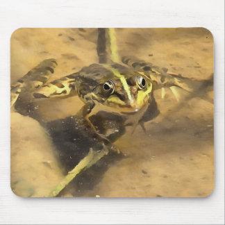 Marsh Frog Mouse Pad