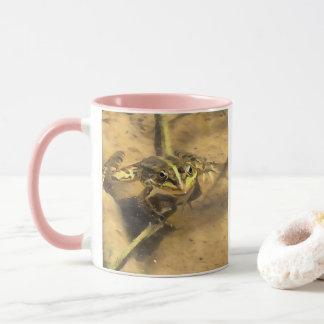 Marsh Frog Mug
