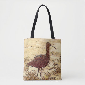 Marsh Ibis Tote Bag