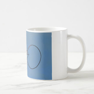 Marsh Reed Abstract Coffee Mug