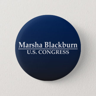 Marsha Blackburn U.S. Congress 2 Inch Round Button