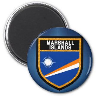 Marshal Islands Flag Magnet