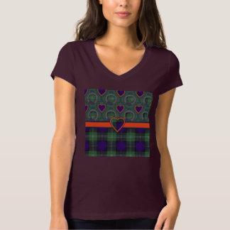 Marshall clan Plaid Scottish kilt tartan T-Shirt