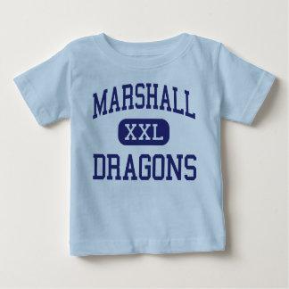 Marshall - Dragons - Junior - Plant City Florida Baby T-Shirt