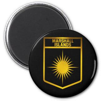 Marshall Islands Emblem Magnet