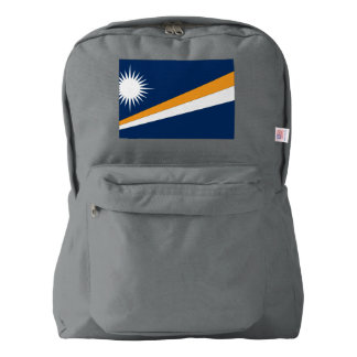 Marshall Islands Flag Backpack