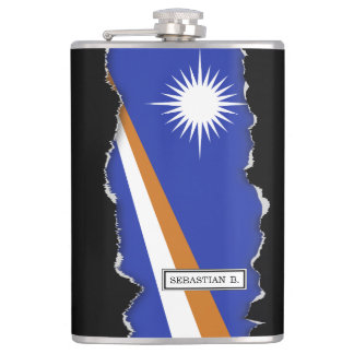 Marshall Islands Flag Flasks