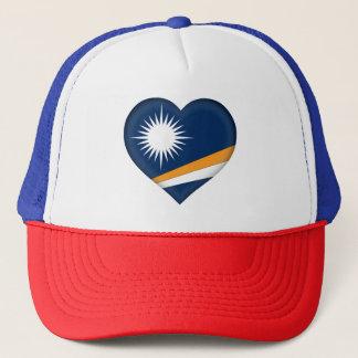 marshall-islands-flag-heart-3d.ai trucker hat