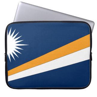 Marshall Islands Flag Laptop Sleeve