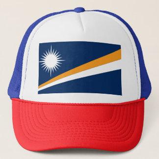 Marshall Islands Flag Trucker Hat