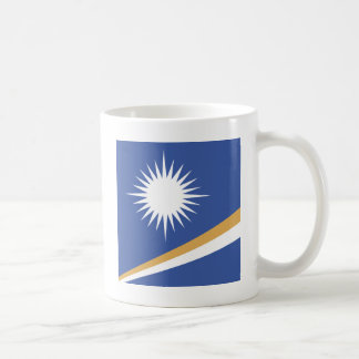 Marshall Islands High quality Flag Coffee Mug
