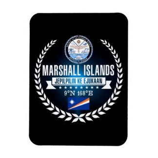 Marshall Islands Magnet