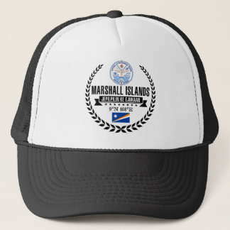 Marshall Islands Trucker Hat