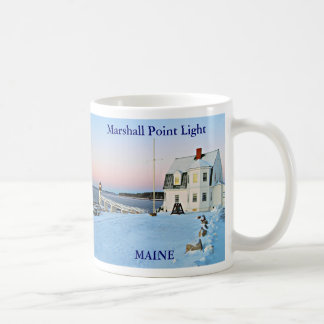 Marshall Point Light, Maine Mug