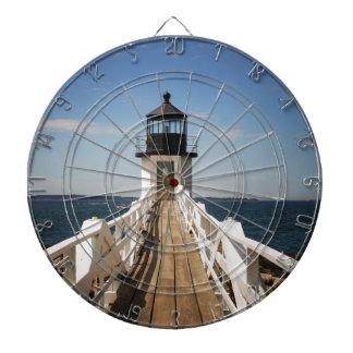 Marshall Point Lighthouse Dartboard