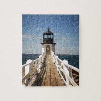 Marshall Point Lighthouse Jigsaw Puzzle