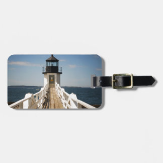 Marshall Point Lighthouse Luggage Tag