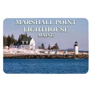 Marshall Point Lighthouse, Maine Flexi Magnet
