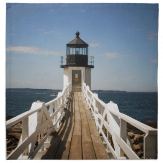 Marshall Point Lighthouse Napkin
